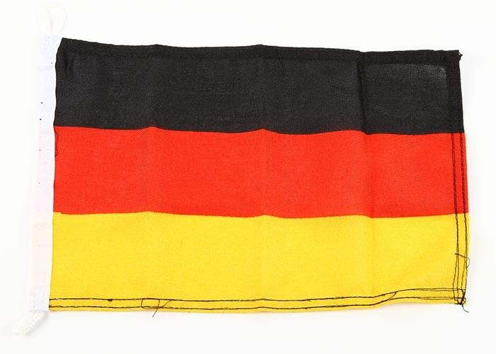 Gästflagga Tyskland
