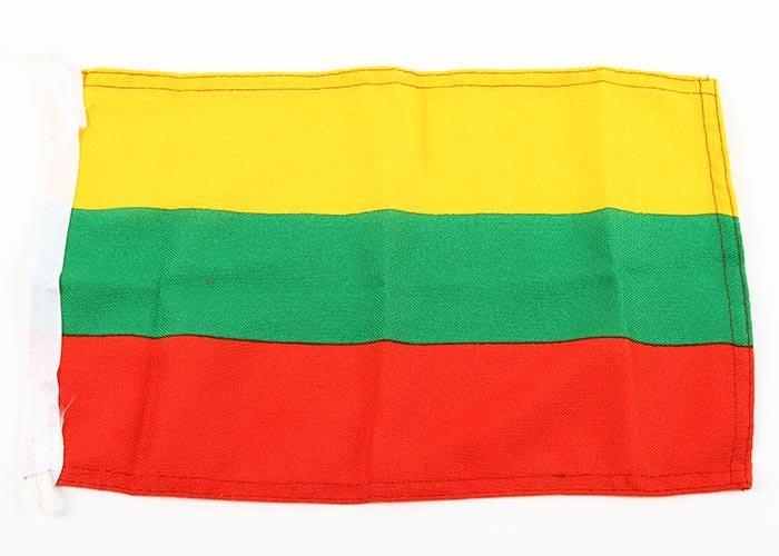 Gästflagga Litauen