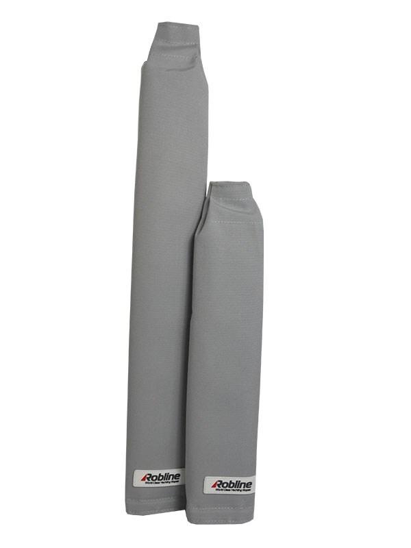 Vantskruvsskydd, grå 37cm