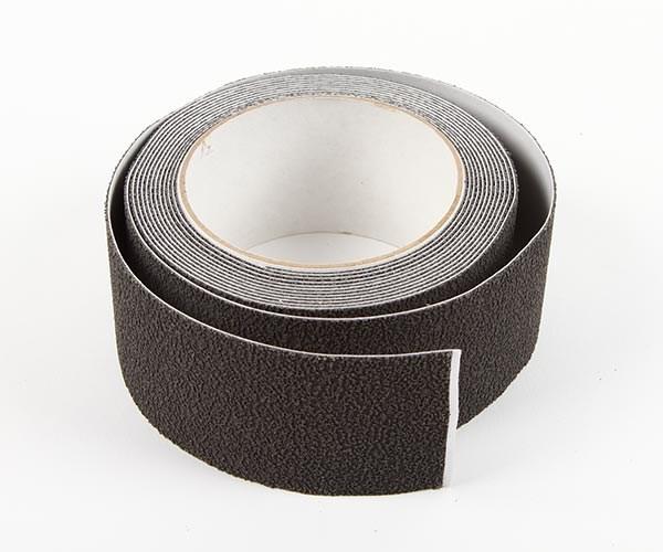Halkband mjukt grå 50mm. FP=4m