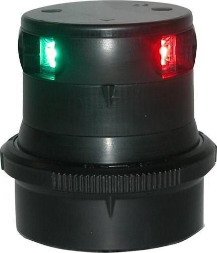 Aqua Signal 34 LED trefärgs lanterna