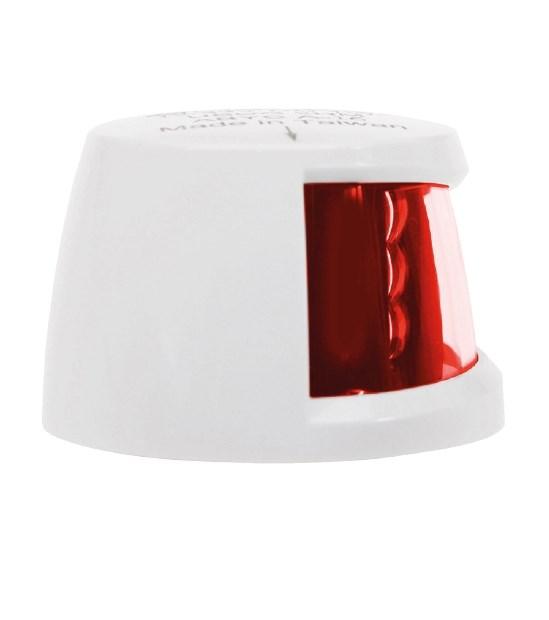 Lanterna LED Babord Vit 2NM liten