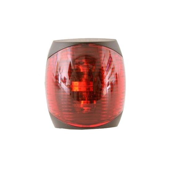 Lanterna LED Babord Svart 2NM