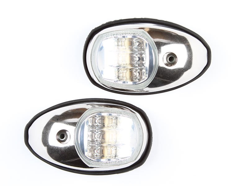Båtsystem Navled LED Lanterna sb/bb/2570