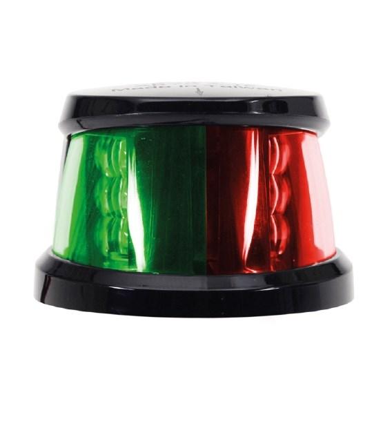 Lanterna LED Dubbel Svart 2NM liten