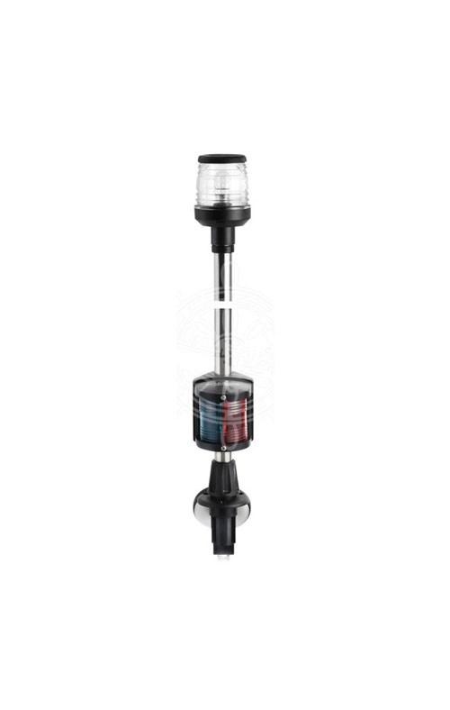 Gösstake 120cm +2 lanternor
