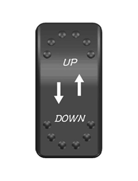 Lock med symbol Upp-Ner