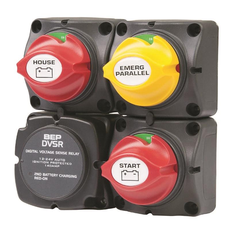 BEP VSR Kit 1-motor 2-batterier