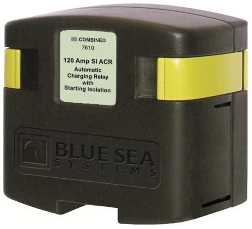Blue Sea Skiljerelä IP67 120A