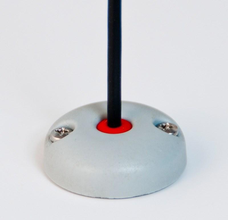 Kabelgenomföring 2-6mm IP68 Grå