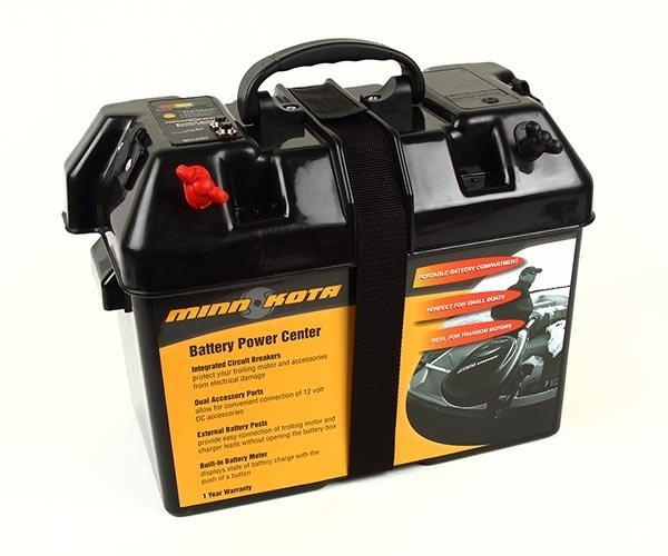 Batterilåda MinnKota Original