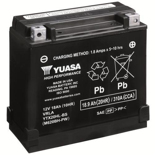 Batteri vattenskoter YUASA AGM 20Ah