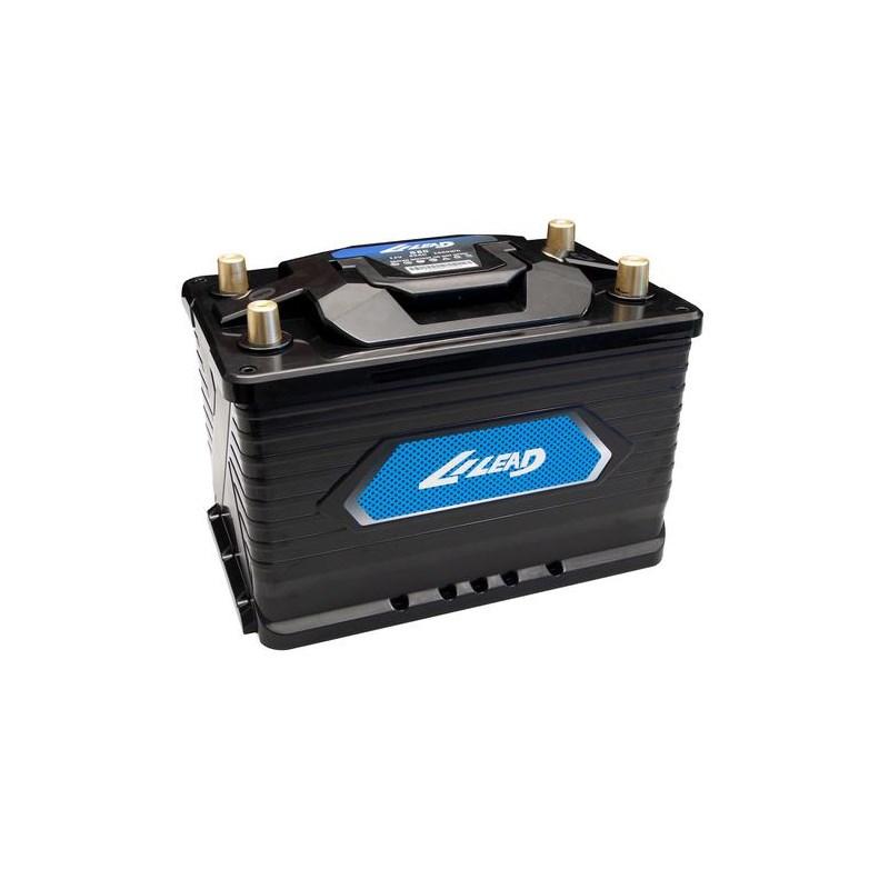 Marinbatteri LILEAD Lithium 80Ah