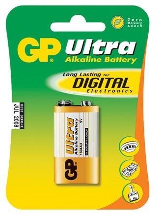 Batteri LR61 9V