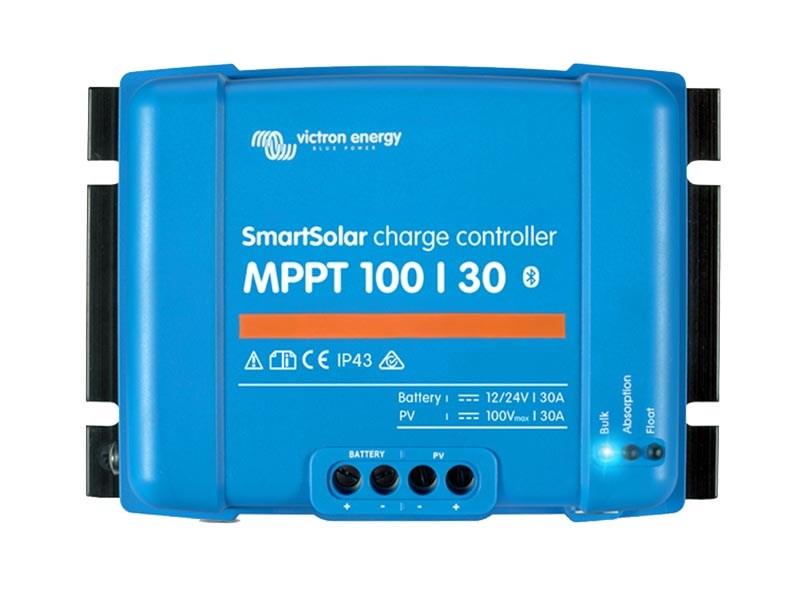 SmartSolar MPPT 100/30 Laddningsregulator Bluetooth