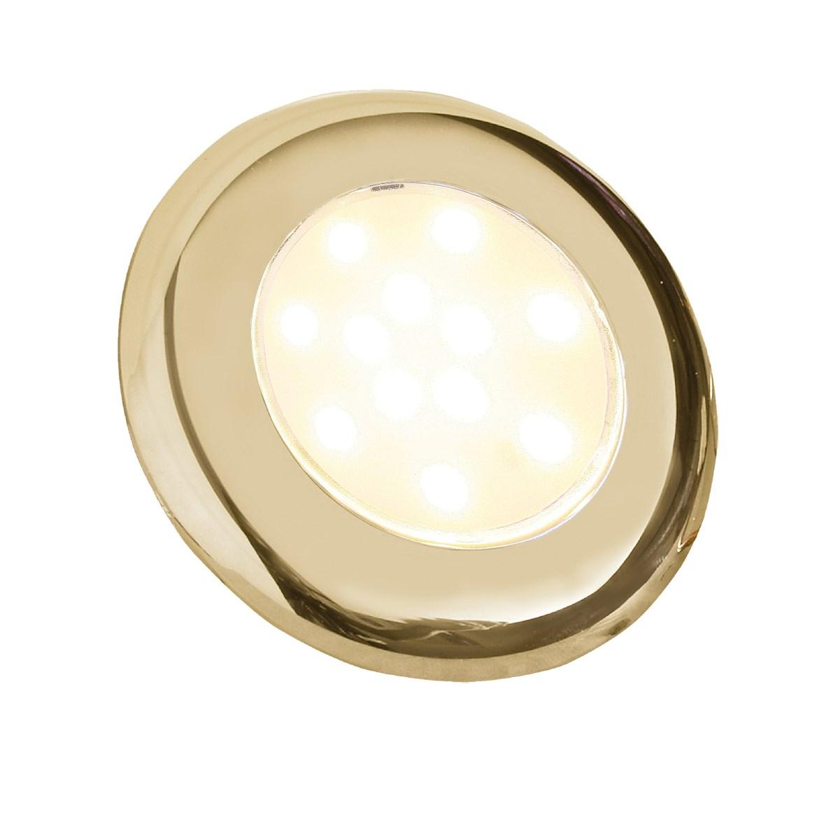 Båtsystem Nova SMD LED guld/2406