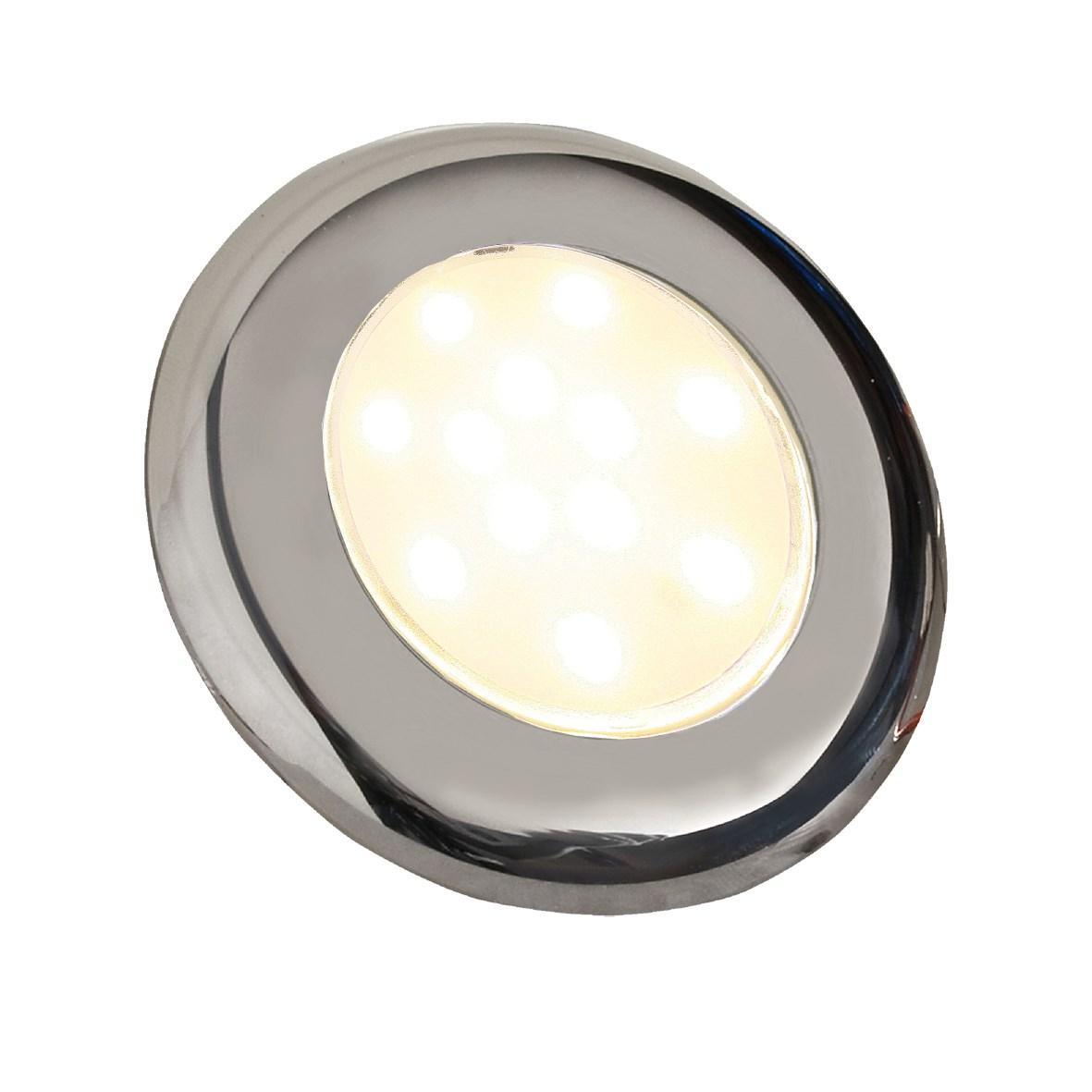 Båtsystem Nova SMD LED krom/2426