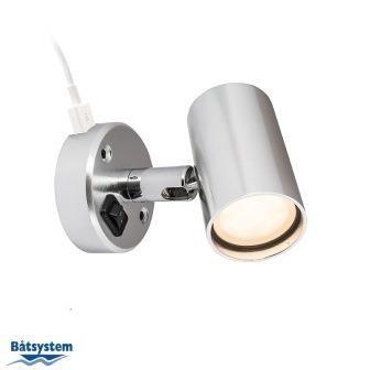 Båtsystem Tube D2 USB LED/3572