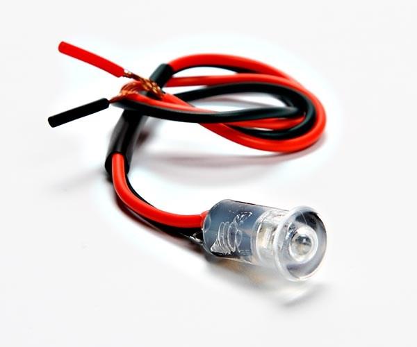 Båtsystem Dot LED röd/2593
