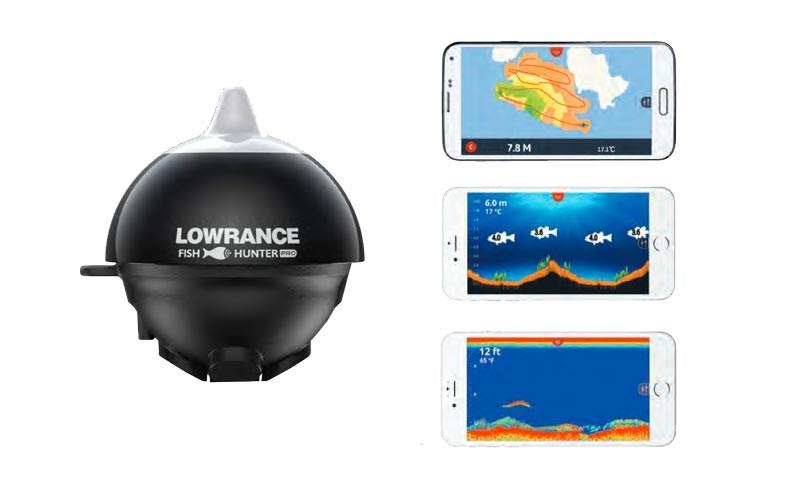 Lowrance® FishHunter Pro
