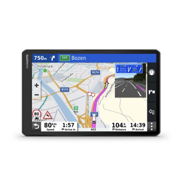 Garmin Camper 1090, GPS för husbil