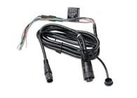 Garmin ström- och lodkabel 400S/500S-serien