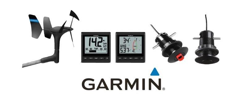 Garmin GNX Wired Sail Pack 43. GNX20, GNX Wind, GDT43, GST43,gWind GND
