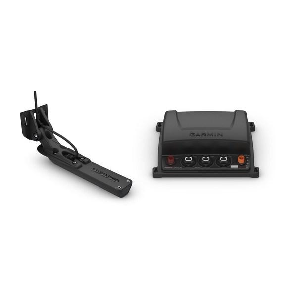 Garmin Ultra HD Scanning sonar system med givare