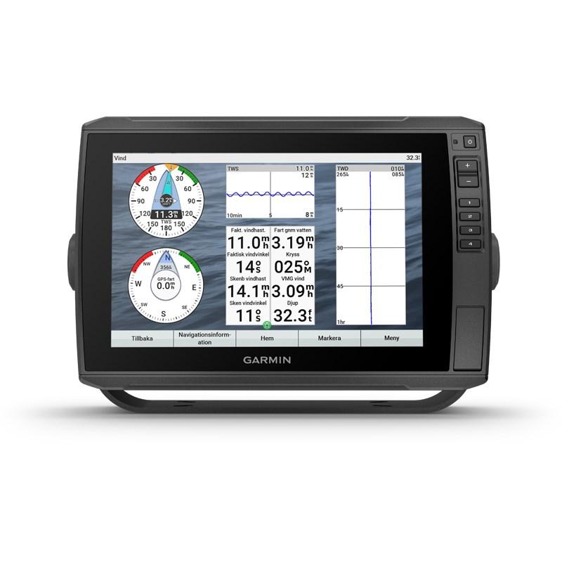 Garmin echoMAP Ultra 102sv med givare GT54UHD-TM