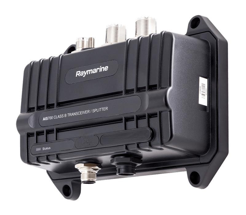 Raymarine AIS 700 med inbyggd antennsplitter