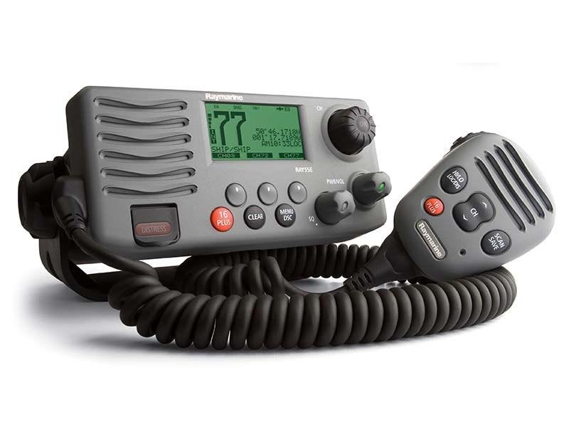 VHF Raymarine 55E D-DSC