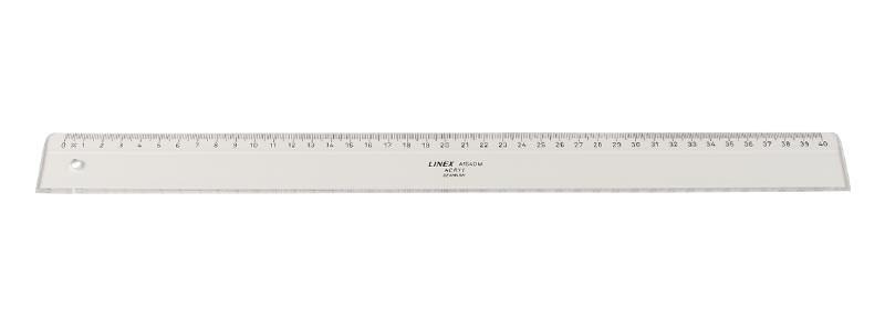 Linjal 40cm