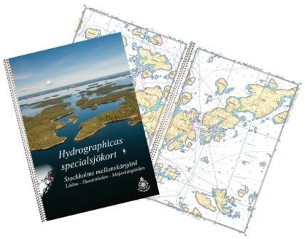 Hydrographica Stockholms Mellanskärgård