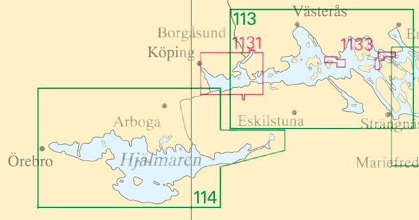 Sjökort nr 114