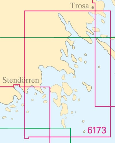 Sjökort nr 6173