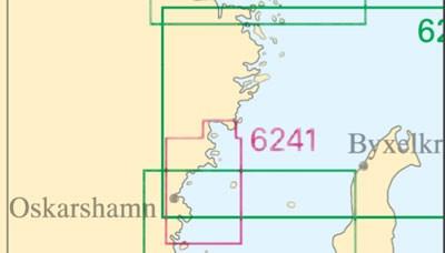 Sjökort nr 6241