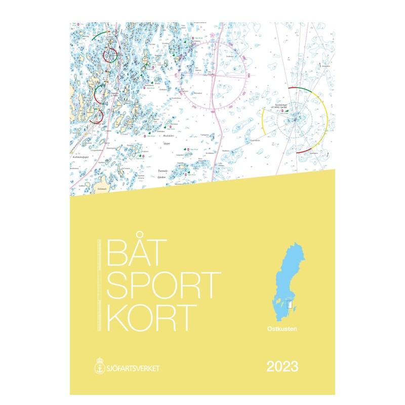 Båtsportkort Ostkusten 2021