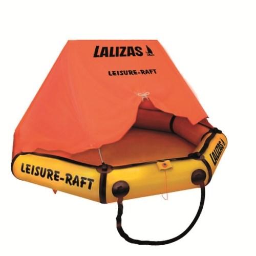 Livflotte Coastal Ultra Light 4-personer
