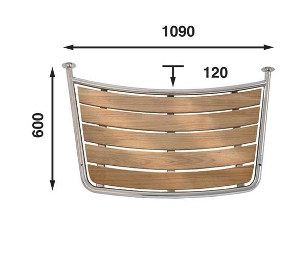 Båtsystem Badplattform PT1006030/1402