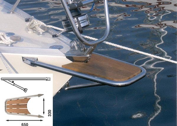 Båtsystem Gennakerpeke HP65/1841