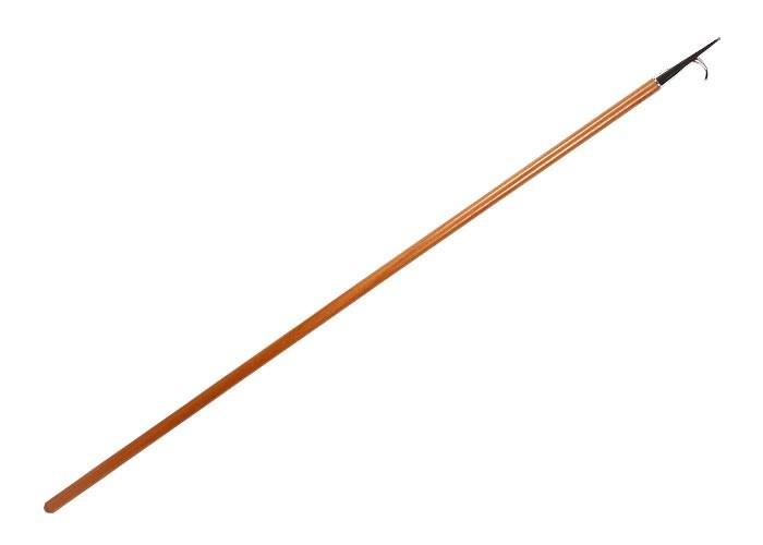 Båtshake trä 2.1 meter 36mm