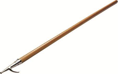 Båtshake trä 200cm fast längd