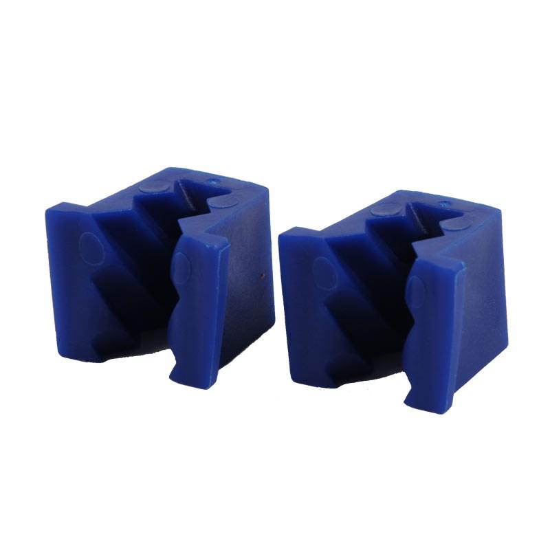 Unimer U-cleat reserv 10-12mm FP=2