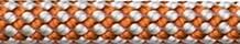 Dinghy Control 5mm Orange/vit