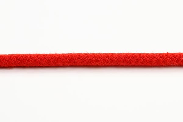 Neptun 500 6mm röd 16-flätad