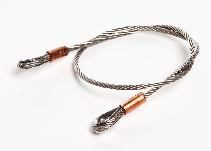 Wirestropp 3mm, ange längd upp till 1m