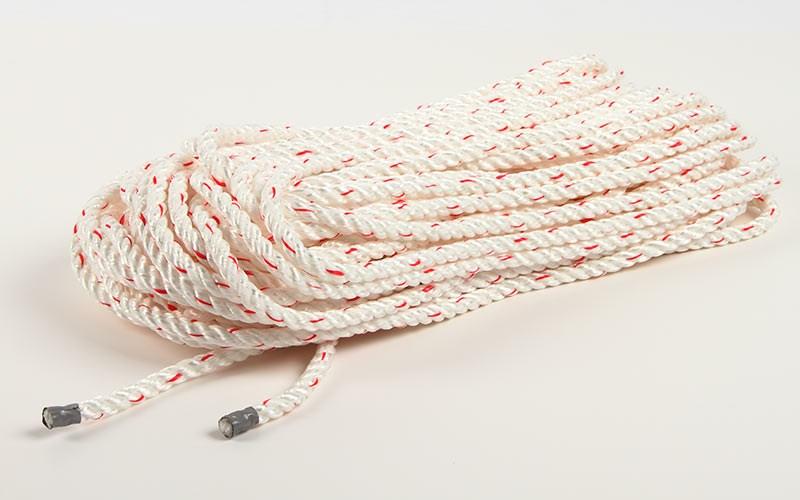 Minitross 8mmx35m armerad polyester