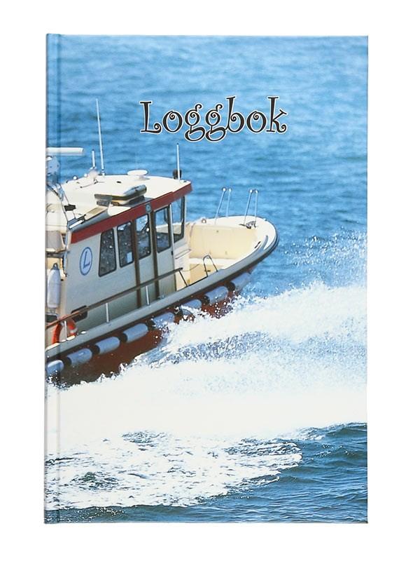 Loggbok Motorbåt