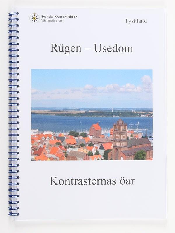 Rügen - Usedom. Kontrasternas öar