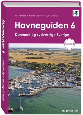 Hamnguiden 6 Danmark-Sydsverige